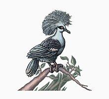 Fancy Bird (Western Crowned  Pigeon) Unisex T-Shirt