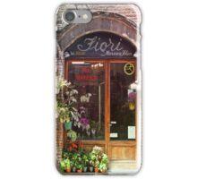 The Italian Flowershop iPhone Case/Skin
