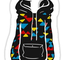 Tyler Joseph (triangle jacket) Sticker