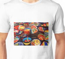 Bowls and Dishes  Unisex T-Shirt