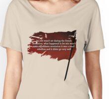 Not a Revolution Women's Relaxed Fit T-Shirt