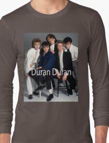 Duran Duran Vintage Long Sleeve T-Shirt