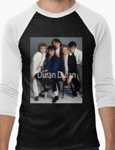 Duran Duran Vintage Men's Baseball ¾ T-Shirt