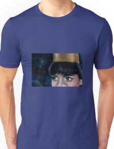 The Queen of Space Unisex T-Shirt