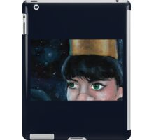 The Queen of Space iPad Case/Skin