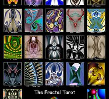 The Fractal Tarot Poster by pelmof