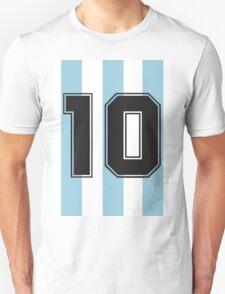 10 Argentina Unisex T-Shirt