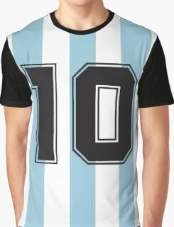10 Argentina Graphic T-Shirt