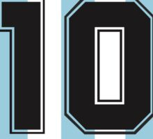 10 Argentina Sticker