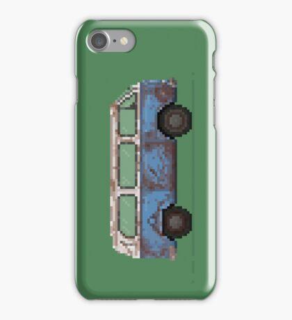 Dharma van iPhone Case/Skin