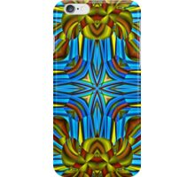 Turkish Fractal Mndala iPhone Case/Skin