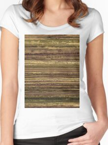 Brush #108 Women's Fitted Scoop T-Shirt