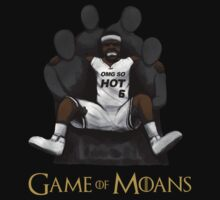 Game of Moans by dauntlessds