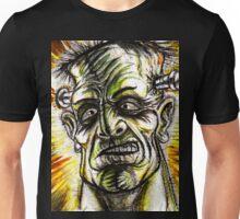frankenstein shock Unisex T-Shirt