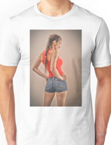 Red White And Blue 3 Unisex T-Shirt