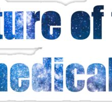 Please State the Nature of the Medical Emergency Sticker