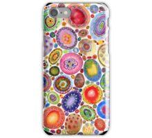 Watercolor Specimens iPhone Case/Skin