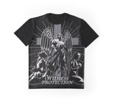 Witness Protection Graphic T-Shirt