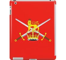 British Army Flag T-Shirt - United Kingdom Reserve Force Sticker iPad Case/Skin