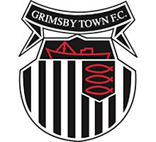 Grimsby Town FC Badge Photographic Print