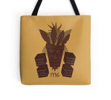 Crash Bandicoot Tote Bag