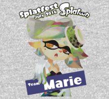Splatfest Team Marie v.1 One Piece - Long Sleeve