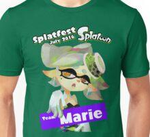 Splatfest Team Marie v.1 Unisex T-Shirt