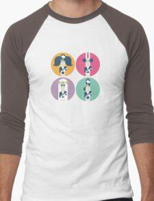 Frank Zappa (portrait) Men's Baseball ¾ T-Shirt