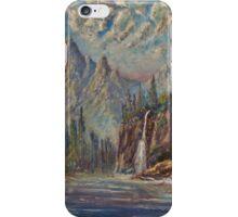 Rocky Mountain Haze iPhone Case/Skin