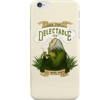 Iroh's Delectable Tea iPhone Case/Skin