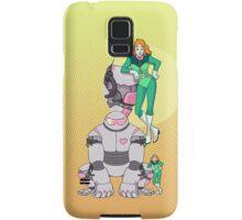 Ness Valentine & Her Robot, Butch Samsung Galaxy Case/Skin