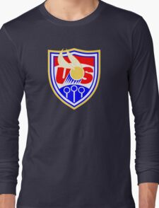 US Quidditch - World Cup 2014 Long Sleeve T-Shirt