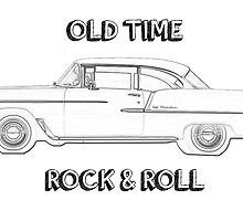Old Time Rock & Roll by RockSky-Comics