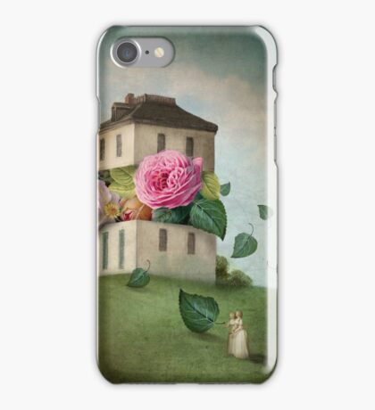 House of Flowers iPhone Case/Skin