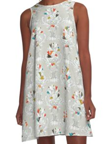 love trees A-Line Dress