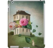 House of Flowers iPad Case/Skin