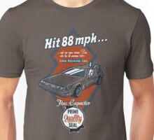 Time Machine Car Unisex T-Shirt