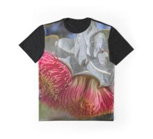 Euc flowers Graphic T-Shirt