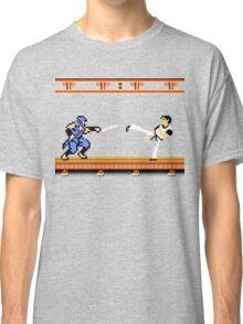 Ninjutsu vs. Kung Fu Classic T-Shirt