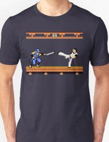 Ninjutsu vs. Kung Fu T-Shirt
