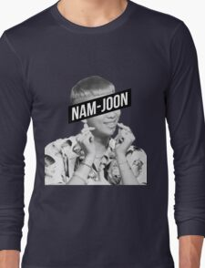 Nam-Joon Rap Monster BTS Long Sleeve T-Shirt