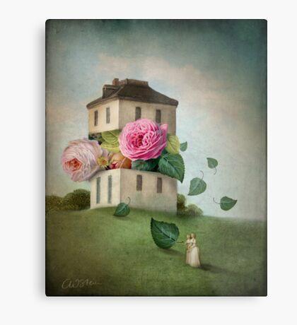 House of Flowers Metal Print