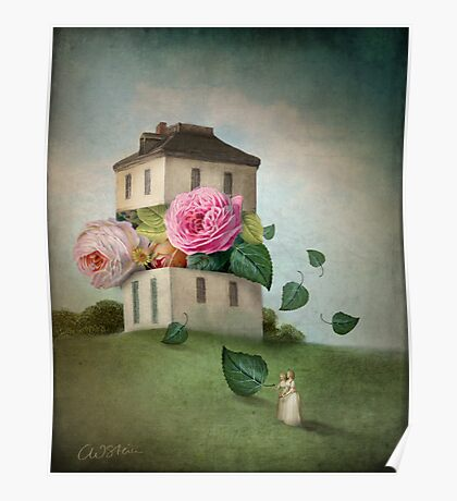 House of Flowers Poster