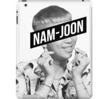 Nam-Joon Rap Monster BTS iPad Case/Skin