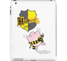 Hufflepuff Song iPad Case/Skin