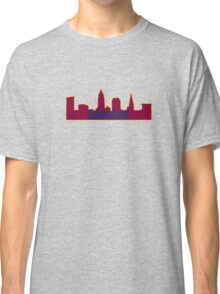 Believeland Cleveland Silhouette Classic T-Shirt