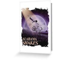 ALABAMA SHAKES Greeting Card