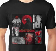 Gothic Red Unisex T-Shirt