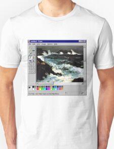 Microsoft Paint Art T-Shirt