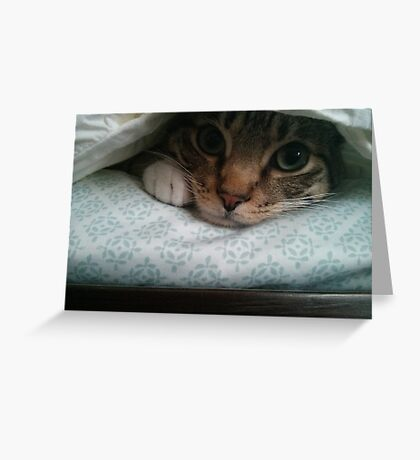 i can see you Greeting Card